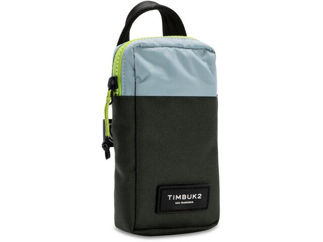 Timbuk2 Kudos Clip Bolso, gris/Turquesa